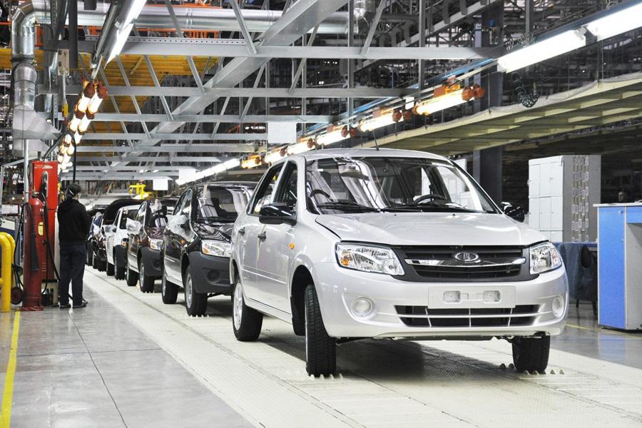 В Украине начались продажи Lada локальной сборки