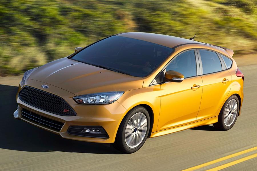 Самым популярным авто на вторичном рынке России стал Ford Focus