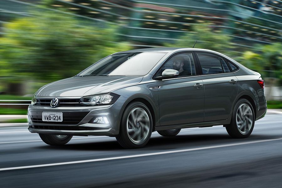 В России будет продаваться спортивная версия нового Volkswagen Polo