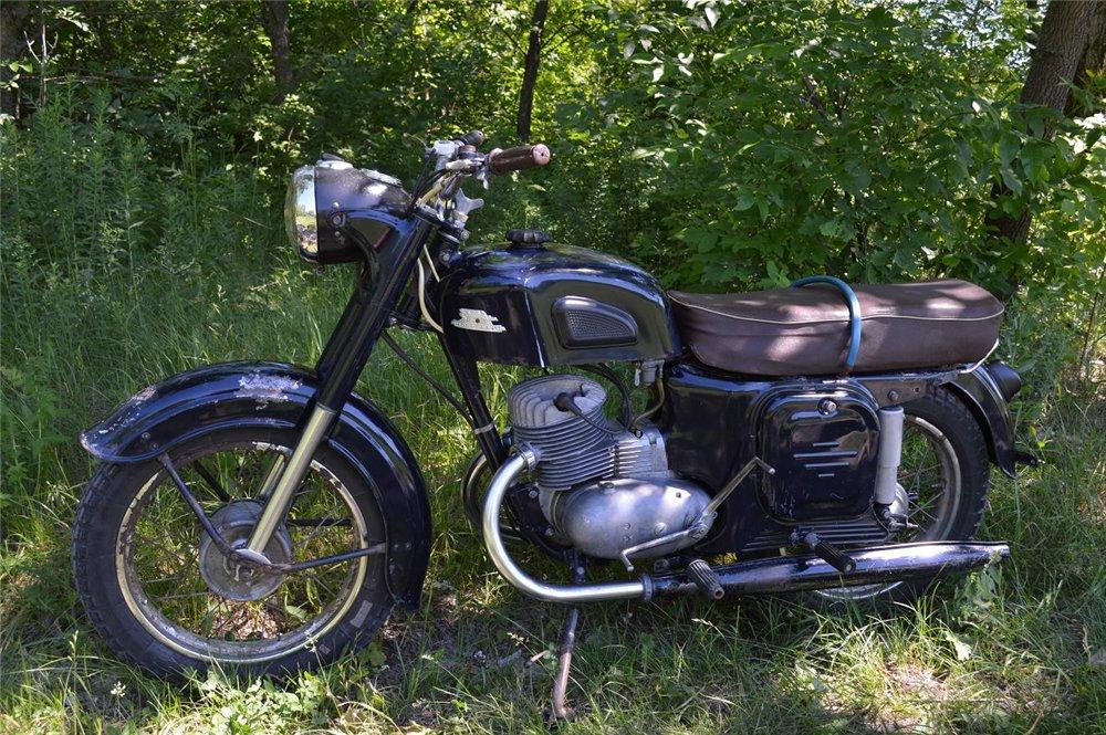 К-175 - первый мотоцикл советского производства