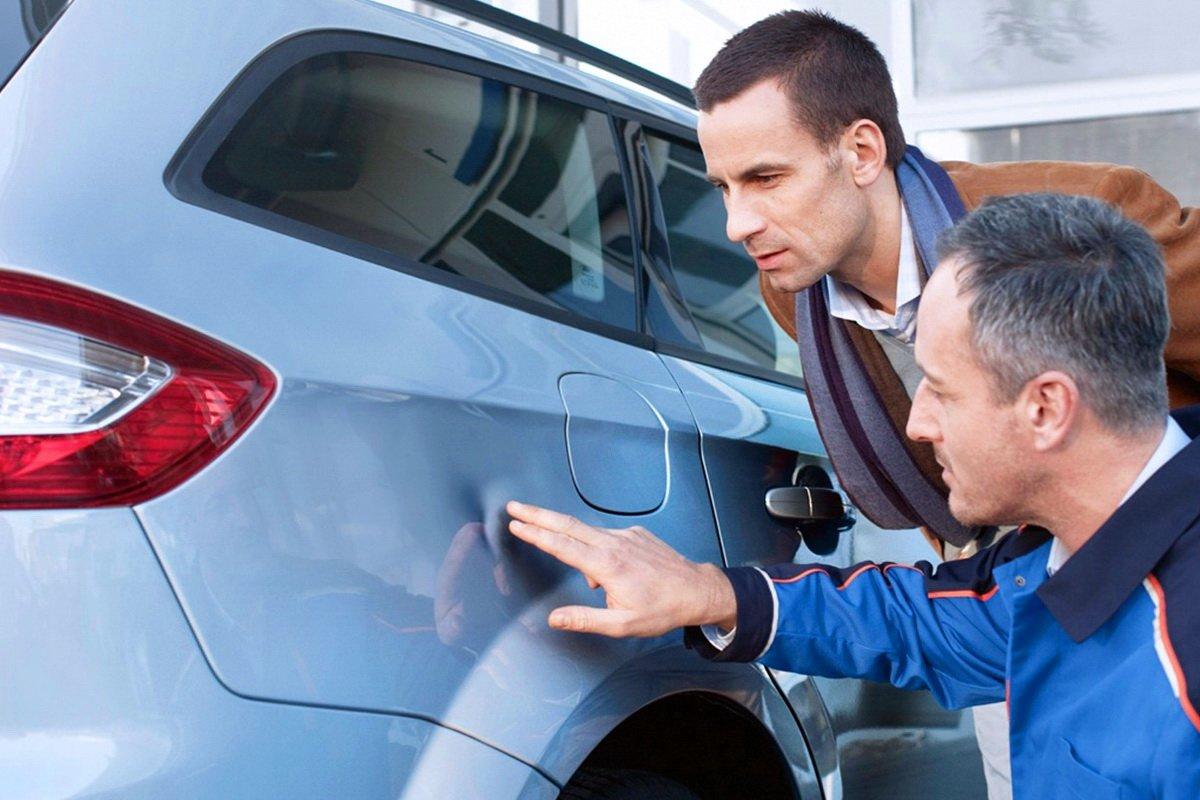 Перед покупкой нужно тщательно проверить автомобиль