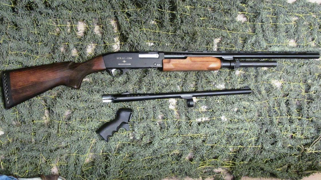 ружье Бекас-12М