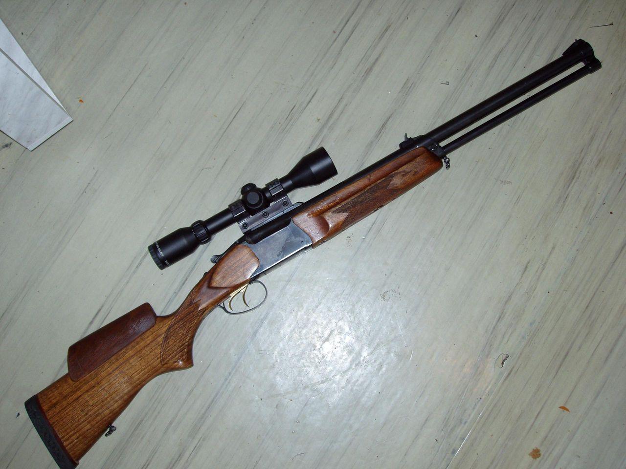 Ружье ИЖ-94 «Тайга»
