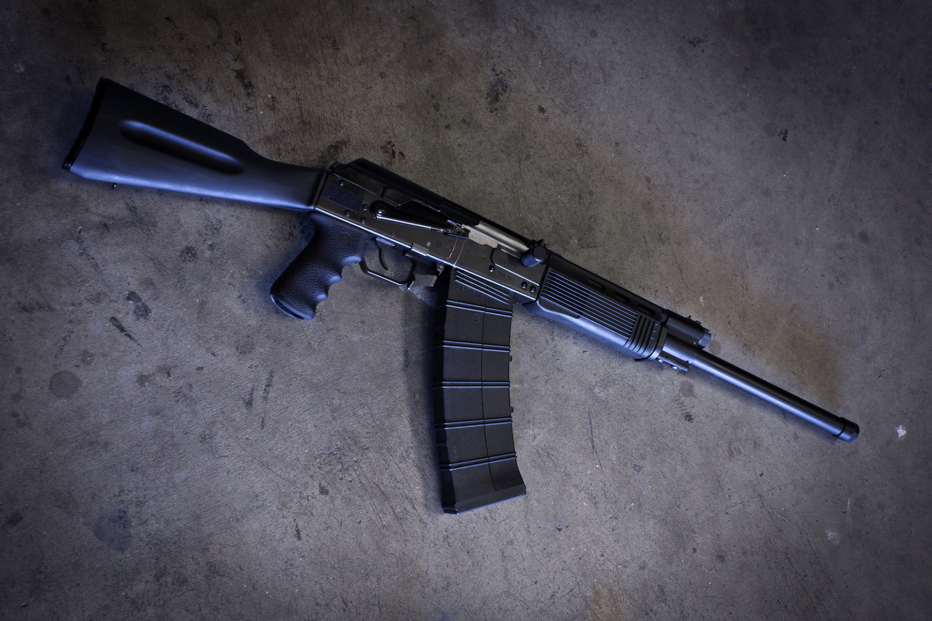 ружье Сайга-12К