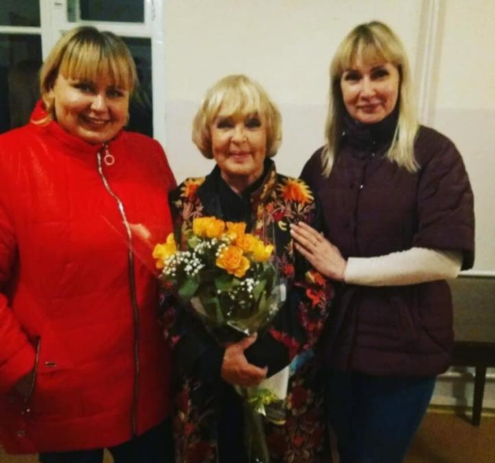 Ада Роговцева - дочь охранника Хрущёва