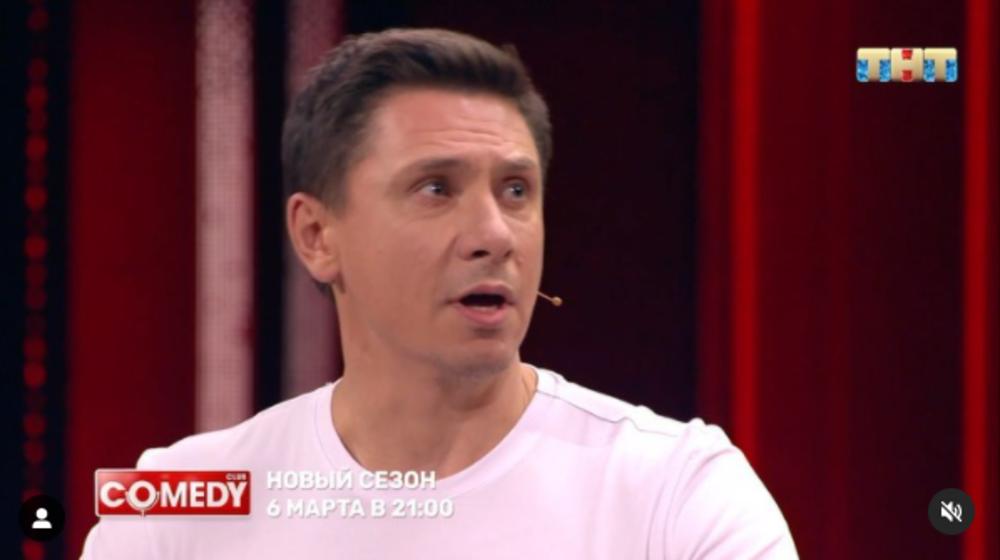 Тимур Батрутдинов в Comedy Club