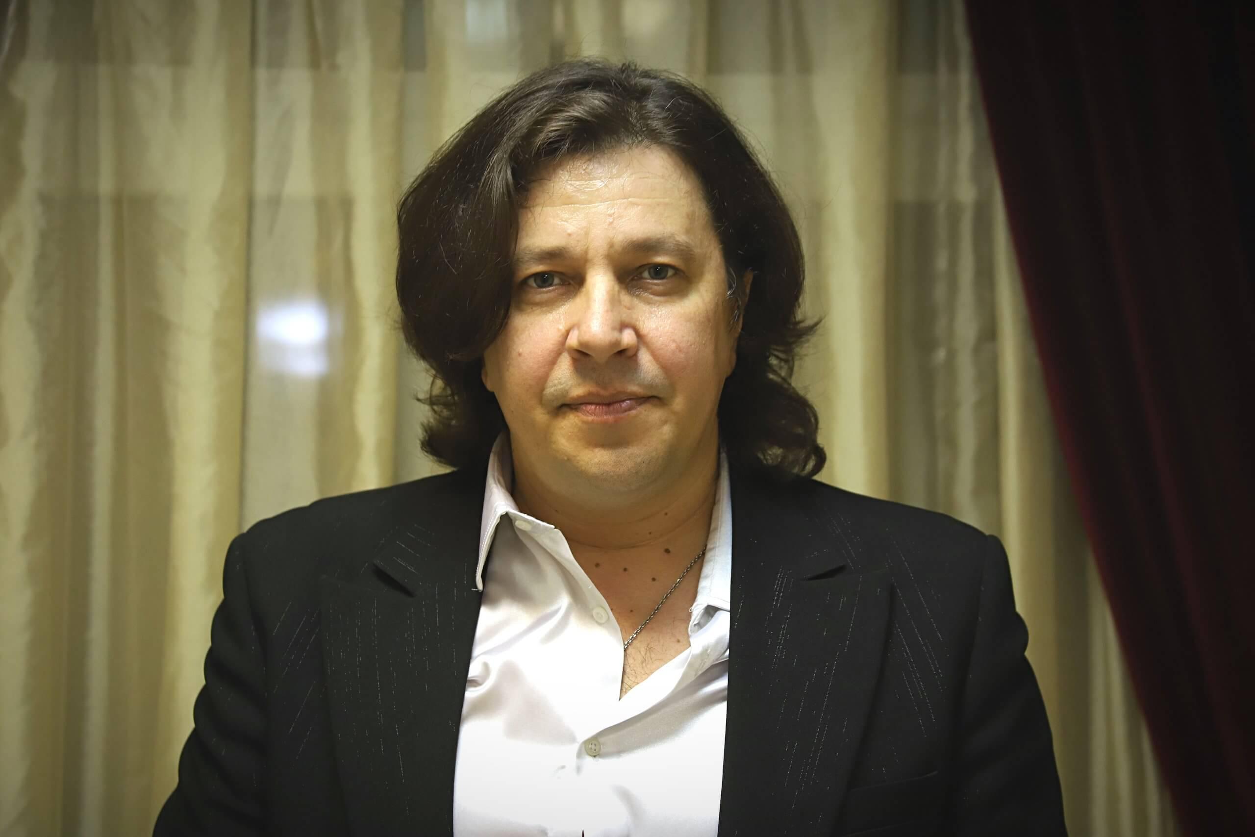 Сергей Дубровин
