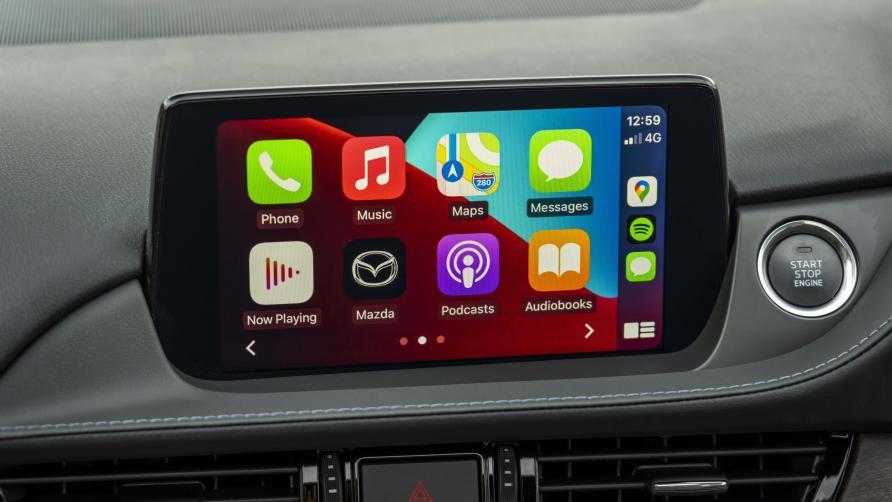 Мультимедиа Mazda 6