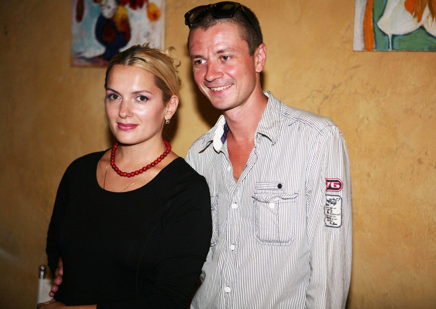 Мария Порошина с Ильей Древновым