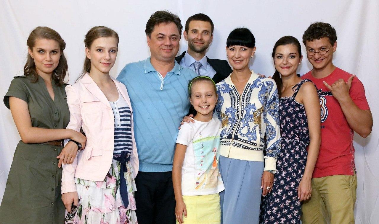 Фильм Папины Дочки