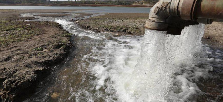проблемы с водоснабжением в Крыму