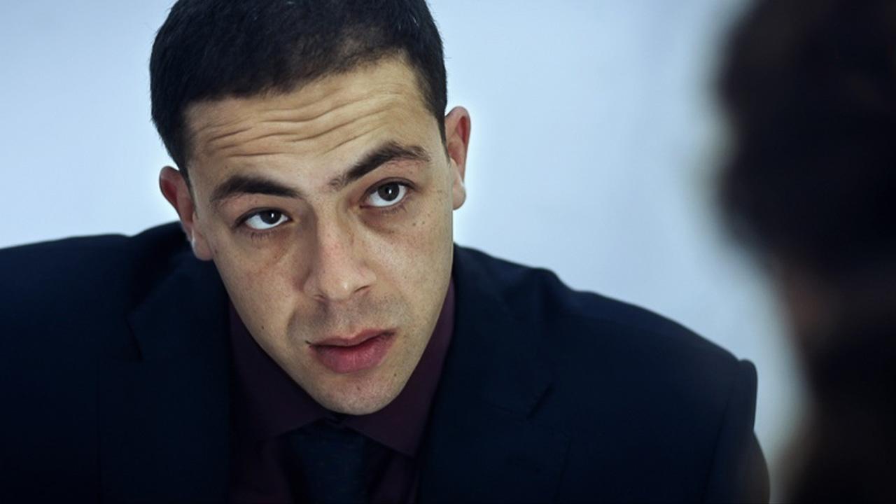 """Андрей Лавров """"След"""""""
