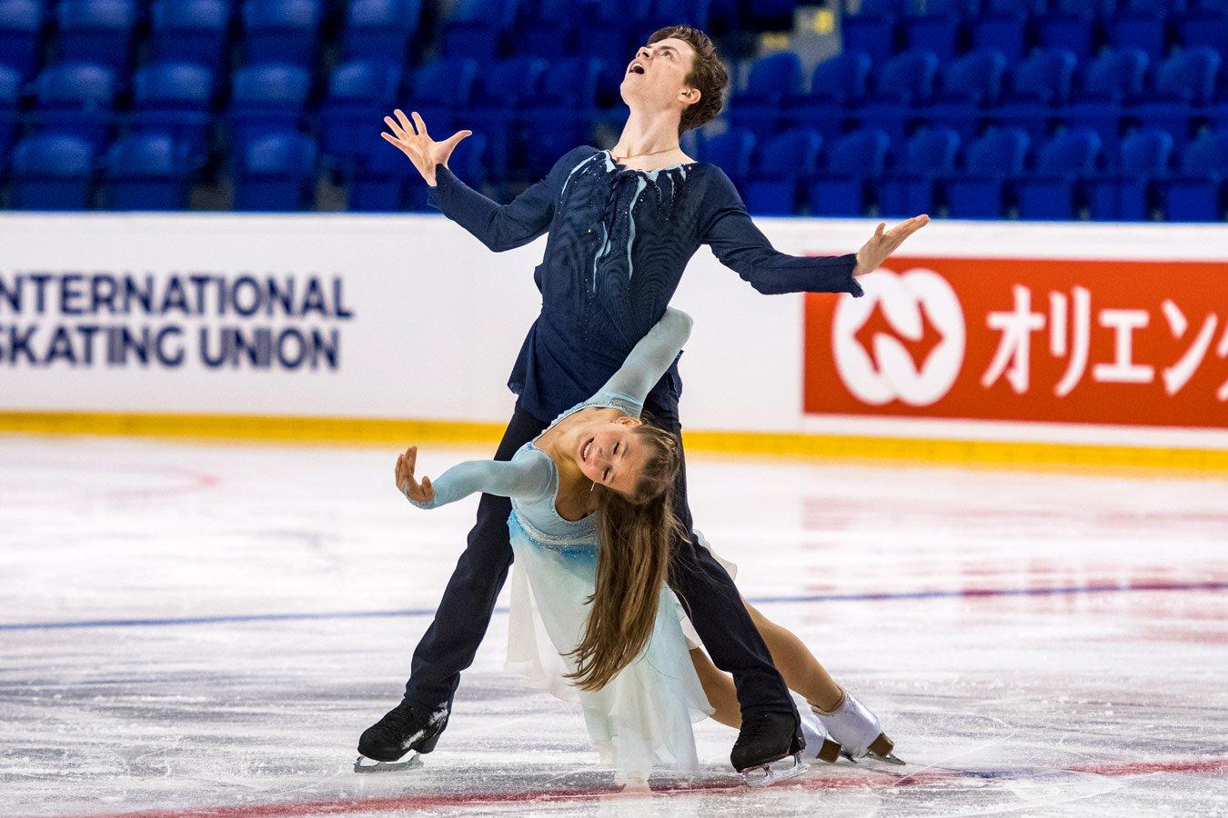 Василиса Кагановская и Валерий Ангелопол