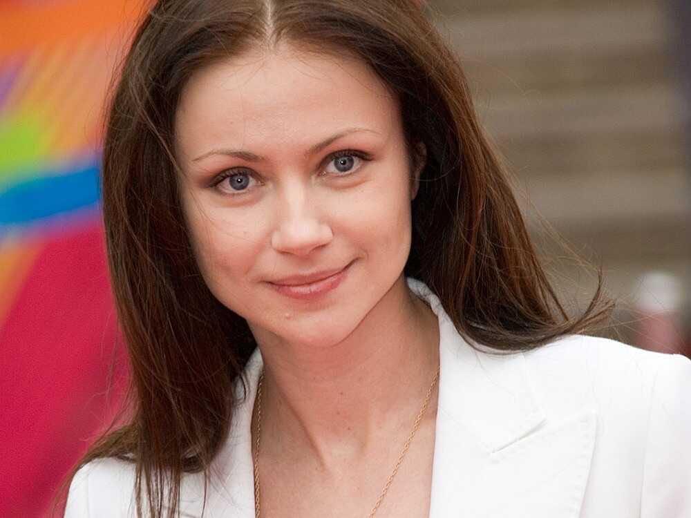 Мария Миронова стала мамой в 45 лет
