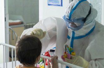 новый вирус среди детей