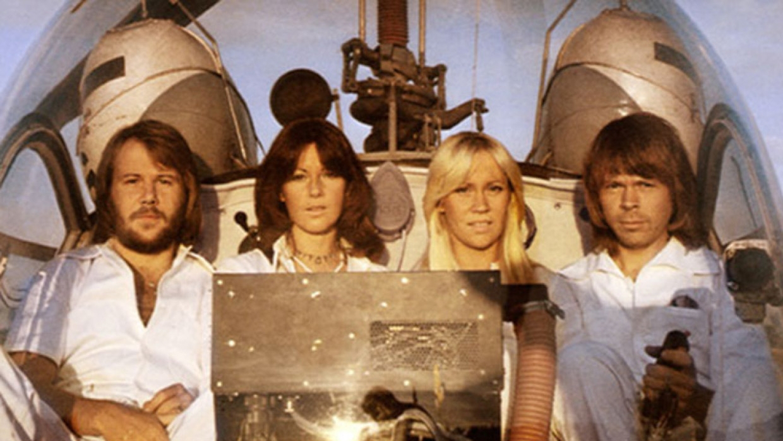 Поп-группа ABBA